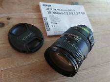 Nikon Nikkor AF-S 18-200 mm f/3, 5-5,6g if-ed DX vrii