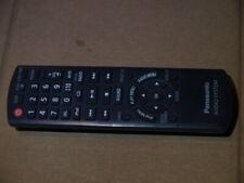 Panasonic Audio System original IR Remote Control CD iPod Radio N20AY8000640