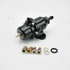 FOR 92-01 PRELUDE ADJUSTABLE BOLT-ON FUEL PRESSURE REGULATOR REPLACE OEM BLACK