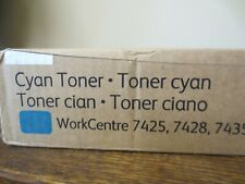 New! Xerox CYAN Toner Cartridge 006R01394 (3940)