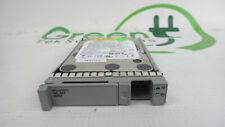 Cisco A03-D300GA2 300GB SAS 6Gb/s 10K HDD w/ Tray - WD/Seagate/Toshiba
