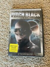 Pitch Black (Dvd, 2004, Unrated, Directors Cut, Widescreen Ed 00002D17 ition)