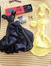 Fashion Royalty Doll Nu Face optic illusion Katy Keene Fr It outfit lot