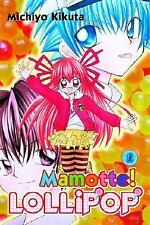 Mamotte! Lollipop Vol 1 by Michiyo Kikuta PB 2007 MANGA