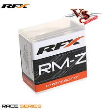 RFX Series plásticos Sujetador Kit Suzuki RMZ250 04-06