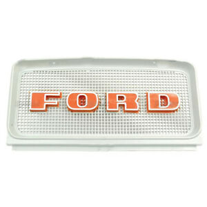 Tractor Front Upper Grill fits Ford 7000 7200 C9NN8A163AG
