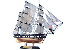 """USS Constitution Limited 7"""" Model Ship - Tall Ship Model - Old Ironsides"""