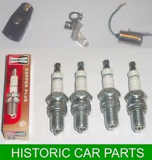 Ford Capri 3 III 1600 1593cc OH Cam 1978-87 - IGNITION KIT for Ford Distributors