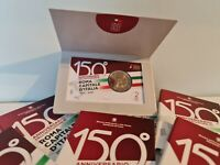 Coincard  BU 2 Euros Commémorative Italie 2021 ROMA