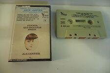JACQUES LANTIER K7 AUDIO TAPE CASSETTE FEMMES,QUE VOUS ETES JOLIES.