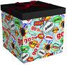 Gift Box - Gift Boxes with Lids - Big Bang Comic Book Box - EndlessArtUS