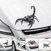 3D Spider Crawling Vinyl Aufkleber Hood Fenster Aufkleber Auto Van Fahrzeug SUV.