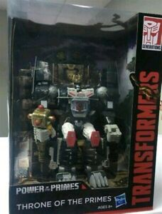 SDCC 2018 Exclusive Hasbro TRANSFORMERS OPTIMUS PRIMAL THRONE Power of the Prime