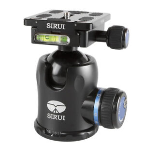 SIRUI SIRUI Ball Head with Quick Release K-30X-66 lb Load Capacity