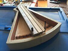 Segmentdrehscheibe Spur H0m, Bausatz, 3D Druck
