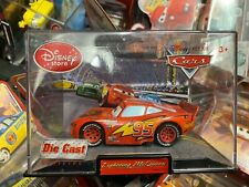 Disney Store Cars 1 Die Cast Collector Case Lightning McQueen 1:43 Scale NEW