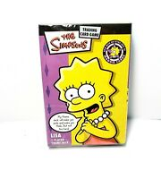 The Simpsons Trading Card Game Lisa Theme Deck New Sealed 2003