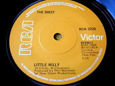 "THE SWEET - LITTLE WILLY  7"" VINYL"