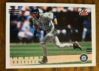 2002 Fleer Triple Crown Parallel #143 Ichiro 100/350 - Mariners