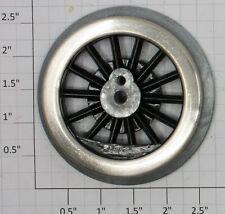 Bowser 250GB Standard Gauge Steam Driver Wheel for Gear Black