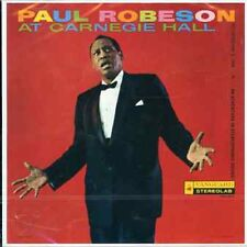 Paul Robeson - Live at Carnegie Hall [New CD] UK - Import