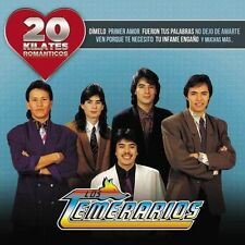 Los Temerarios, Teme - 20 Kilates Romanticos [New CD]