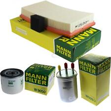 MANN-FILTER PAKET Ford Focus Kombi DNW 1.8 TDCi Tourneo Connect DAW DBW DFW DI