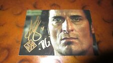 Kim Coates as Tig from Sons of Anarchy signed autographed card