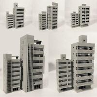 1:150 Échelle N Jauge Maquette Immeuble Modèle Bâtiment Miniature Train