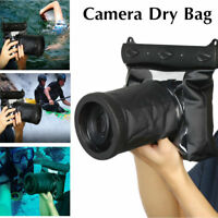 20m Underwater Housing Case Dry Bag Pouch Accessories for Canon SLR DSLR Camera
