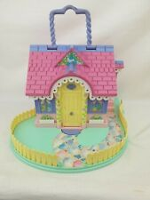 Polly Pocket lucy locket Dream Cottage 1994-par Bluebird Toys