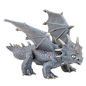"""Papo Tales & Legends """"Pyro"""" The Dragon Figure NEW"""