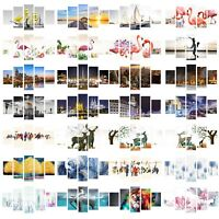 Ship HD Print Canvas Paintings Multi-Piece Plants Home Wall Art Pictures Decor