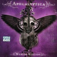 Worlds Collide by Apocalyptica (CD, Sep-2007, Sony BMG)
