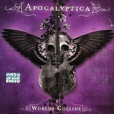 *NEW/SEALED* Worlds Collide Apocalyptica CD 2007 Sony BMG Dave Lombardo Slayer