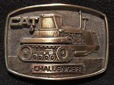 Caterpillar Cat Challenger Ltd Edition Belt Buckle