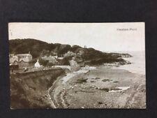 Vintage Postcard: Lancs: #T100: Heysham Point: Posted 1920