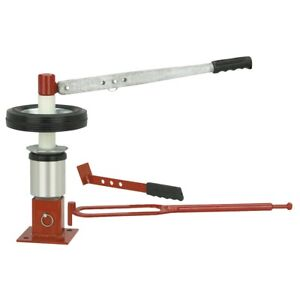 New Automotive Mini-Tire Changer for Golf Carts, ATV's, & Other Small Vehicles