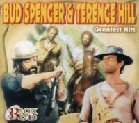 BOX 3 CD  Bud Spencer & Terence Hill Greatest Hits ITALY 1996 SEMI SIGILLATO