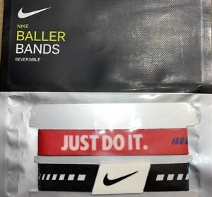 """NIKE Reversible Baller Bands One Pair Size XS/S 6""""-7"""""""
