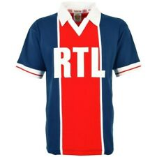 Maillot vintage PSG 81-82 (RTL), neuf, XL