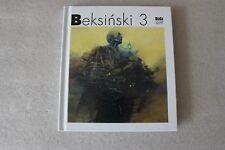Beksiński part 3 Painting hardcover art book NEW !!! ZDZISLAW BEKSINSKI