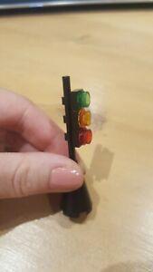 Lego City Traffic Lights Set Red Orange And Green