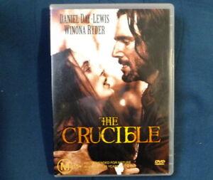 The Crucible (DVD, 2005)