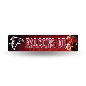 """Atlanta Falcons Football 16"""" Street Sign Fan Wall Decor"""