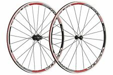 NEW VUELTA CORSA SUPERLITE CLINCHER 700C WHEEL SET 1500gm SHIMANO 8,9,10,11 Spd