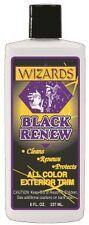 Wizards 66309 Black Renew Exterior Treatment 8oz