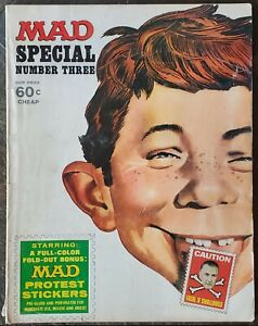 Lot of 10 1970s Mad Special Magazines #3, 6, 7, 10, 15, 21-24, Super Special #13