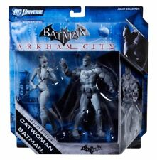 DC Batman Arkham City Legacy Editon Collector Action Figures Lot of 6