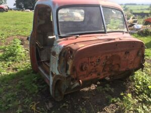 1950's Chevy 3100 Pickup Cab  Only  Classic American Import Hot Rod